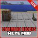 Command Blocks Mod Minecraft by Darida