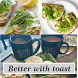 Better with toast by khaina