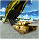 Army Airplane Tank Transporter by Green Chilli Studios