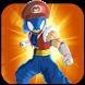 Super Mari-Sonic Subway Dash by mamoun-chamak