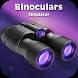 Binoculars Compass Zoom HD Camera by Creative Tool Apps