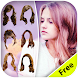 Women Hair Style Photo Editor by Bhima Apps