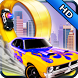 Stunt Track Racing by Car Builder & Racing Games for Kids