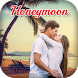 Honeymoon Photo Frame by Creative photo art