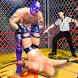 Wrestling Cage Championship : WRESTLING GAMES by BigTime Games