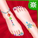 Pedicure Nail Salon & Makeover : Foot Beauty by oxoapps.com