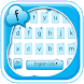keyboard Theme For Sky by Pretty Cool Keyboard Theme