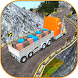 Offroad Truck Cargo Hill driving Transport by Wallfish Inc.