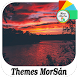 LavaSán Clouds | Xperia™ Theme by Themes MorSán