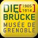 Die Brücke, Musée de Grenoble by MyOrpheo / Orpheo Group