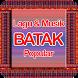 Best Musik Dan Lagu Batak by studio smart