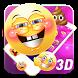 3D emoji launcher theme by Bestheme 2018 Android HD wallpaper theme Studio