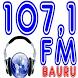 Rádio 107 Bauru.com.br by BRLOGIC