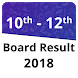 10th Board Result 2018, 12th Board Result 2018 by Mukesh Kaushik