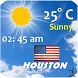 Houston Weather by Smart Apps Android
