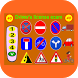 Driver's license exam 01 by prodevapp