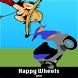 Guide Happy Wheels by Alex Warden