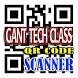 Ganttech QR Scanner by Gant Tech Class