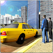 City Taxi Driver 3D Simulator by MegaByte Studios - 3D Shooting & Simulation Games