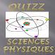 Quizz Atome Sciences Physiques by Jean-Claude Moreau