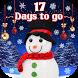 Christmas Countdown Wallpaper by Thalia Premium Photo Montage