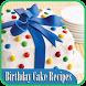 Birthday Cake Recipes by JodiStudio