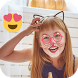 Crazy Animal Selfie Kids by edino erico