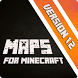MAPS for minecraft by bombaMine
