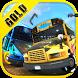 School Bus Demolition Derby GOLD+ by Destruction Crew