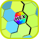 Hexagon Puzzle Block by Darwindroid