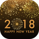 بطاقات تهاني السنة الجديدة 2018 by soma apps