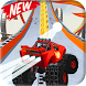 Blaze Monsters Racing car : city adventure by Ultimate Hero