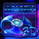 3D Fidget Spinner Keyboard by B-P Theme Design Studio