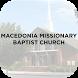 Macedonia Missionary Baptist by Custom Church Apps