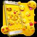 Emoji Happy Joyous Emoji Launcher Theme by Hello Keyboard Theme