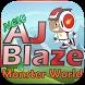 New AJ Blaze & Monster World by BENDER