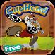 ♕ Cup run head Adventure Games by tuto kiwigoo