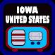 Iowa USA Radio by Enkom Apps