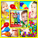 Bad Baby Kids Learn Colors Education by Toys Studio.Corps