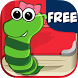 Dolly's Bookworm Puzzle FREE by SecretBuilders Games