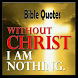 Bible Quotes by clair millennium apps