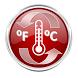 Fever Chart °C &°F Converter by Mahesubbu