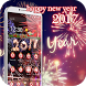2017 Happy New Year theme 3D by Super Cool Theme Studio