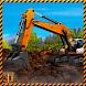 Heavy Excavator: City Road Construction 2018