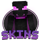 Skins Enderman for Minecraft by frolovkav