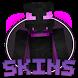 Skins Enderman for Minecraft