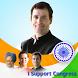 Congress DP Maker: I Support Congress/INC by Elite Saga