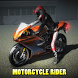 Motorcycle Rider - Highway by Polyester Games