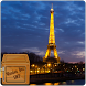 Eiffel Tower Night LWP by woodenboxlwp
