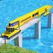 Bridge Construction on River Road: Unique Game by Zact Studio Games